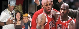 Exéntrico campeón con Chicago Bulls y mejor rebotero de la NBA