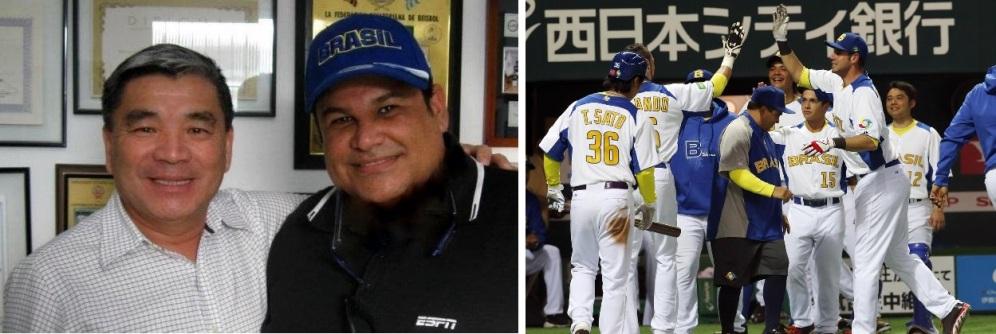 Presidente de la Confederacion de Baseball y Softball de Brasil