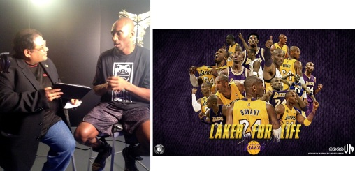 Entrevista a Kobe en el Museum of Contemporary Art, Los Angeles, CA