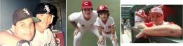 Pete ROse Jr, hijo del máximo hiteador de la historia, amigo y fue compañero de equipo con White Sox.